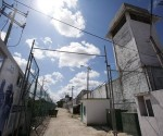 "Photo: dailymail.com.uk Cancun's prison was rated the ""most ungovernable"" in Mexico."