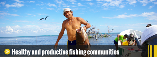 Photo: Kanan Kay Alliance The Kanan Kay Alliance seeks to promote responsbile fishing in Quintana Roo.