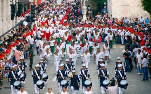 Photo: sipse.com Revolution parade will bring street closures.