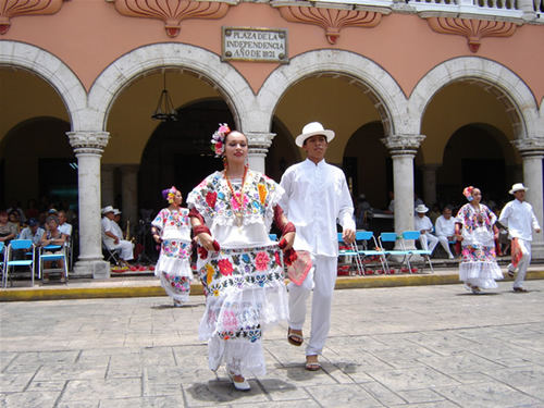 Vaqueria Regional Yucateca at Merida's Central Plaza (Photo: en-yucatan.com.mx)
