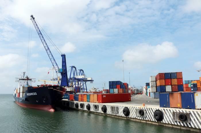Progreso Port