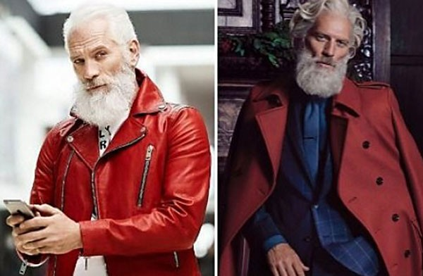 Sexy Sophisticated Santa was a big hit in Canada last year (Photo: mexiconewsdaily.com)