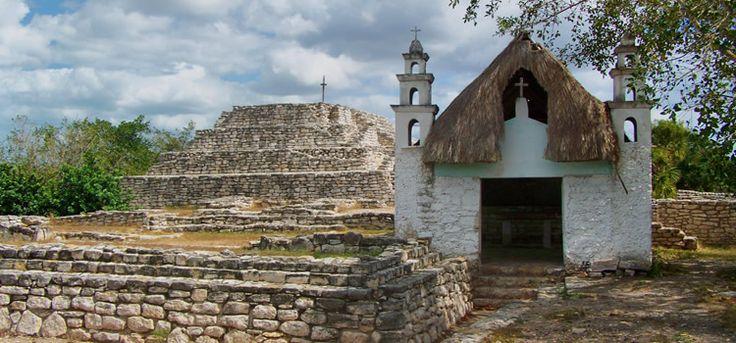 Xcambos Chapel