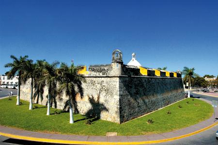 Baluarte San Pedro Campeche (PHOTO: Conaculta)