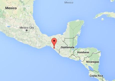 (bnonews.com) 6.6 quake was centered near Chiapas coast Thursday Dec. 17.