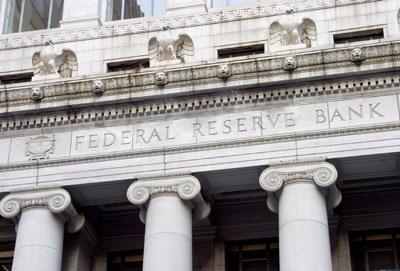 Federal Reserve Building (Google)