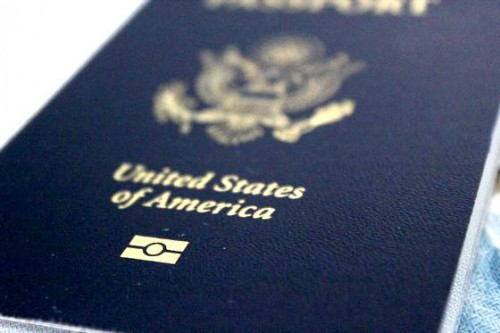 United States Passport Book will not have visa page inserts starting Jan. 1, 2016.
