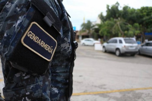 Photo: SIPSE.com Gendarmerie has expanded its reach to include Playa del Carmen.