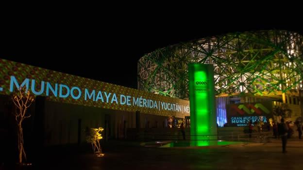 Gran Museo del Mundo Maya, Mérida, Yuc. (Google)