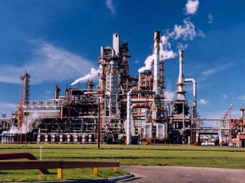 Photo: excelsior.com.mx Pemex's Miguel Hidalgo refinery.