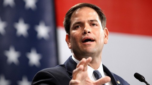 Florida Republican Sen. Marco Rubio has challenged Roberta Jacobson's qualifications to serve as U.S. Ambassador to Mexico. (Photo: redstate.com)