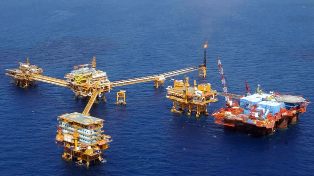 Sonda de campeche oil well in the Gulf of Mexico (Photo: CNN)