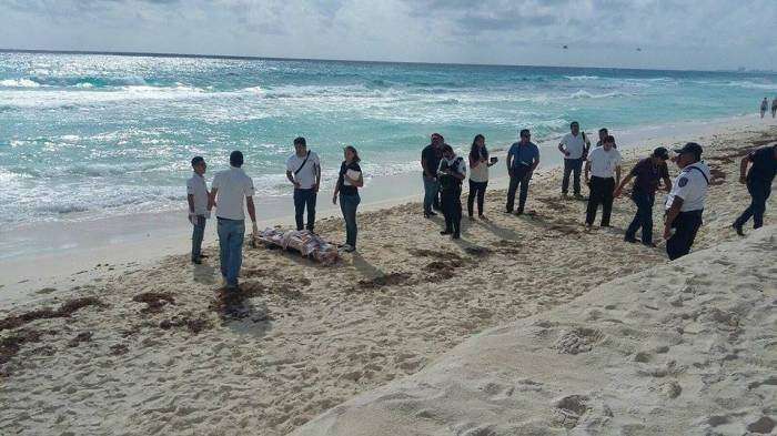 An American tourist drowned Tuesday Dec. 22 in Cancun. (Photo: sipse.com)