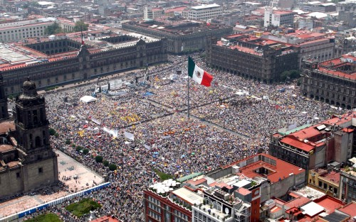 Photo: mexicotravelguia.net What is often referred to as the world´s largest city is set to become Mexico's 32nd state.