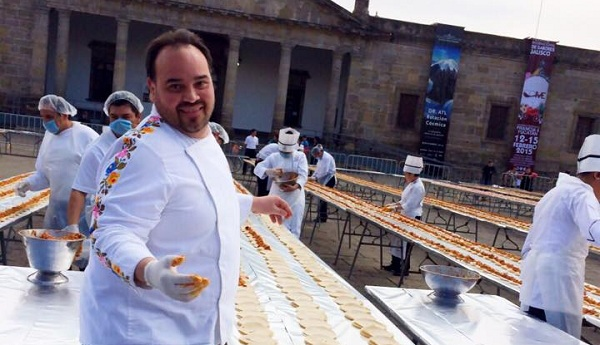 Yucatecan Chef David Cetina (TYT)