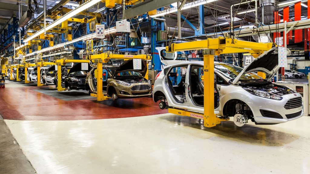 Ford to build a new car plant in Mexico, sources say (Photo: inautonews.com