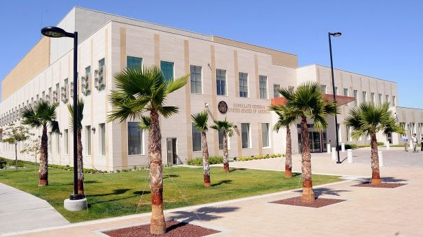 US Consulate Tijuana BC