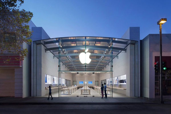 Apple's 'next-generation'store in Palo Alto, California. - (Photo: mexiconewsdaily.com)