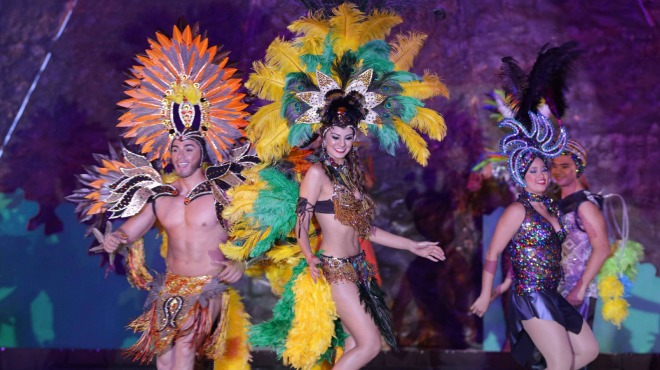 Nearly one million spectators and participants are expected for 2016 Carnaval in Merida. (PHOTO: unionyucatan.mx)