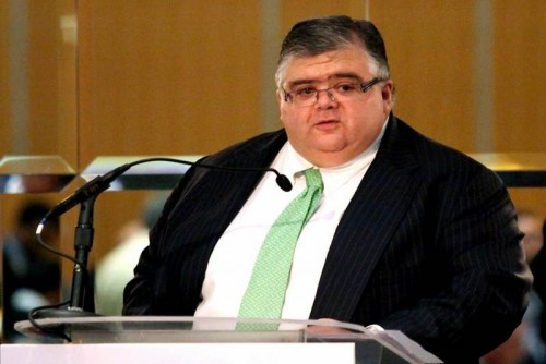 Mexican central banker Agustin Carstens. (PHOTO: eluniversal.com)