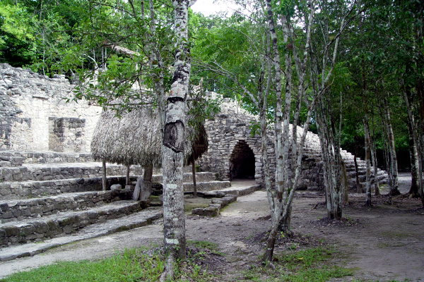 Coba archeological site (Google)