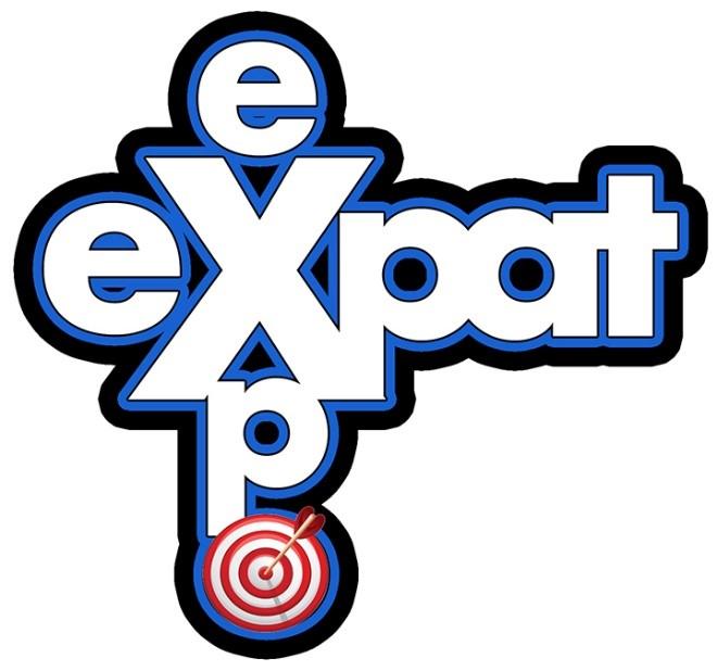 expat expo logo