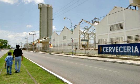 Rendering of new Hunucmá brewerty complex. (PHOTO: yucatanexpatlife.com)