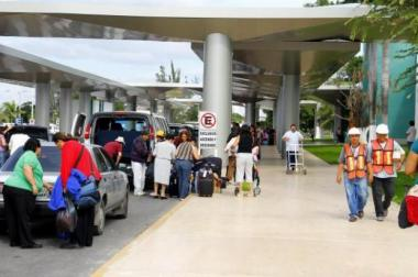 Recent Merida airport improvements help accommodate increasing passenger traffic. (PHOTO: theyucatantimes.com)