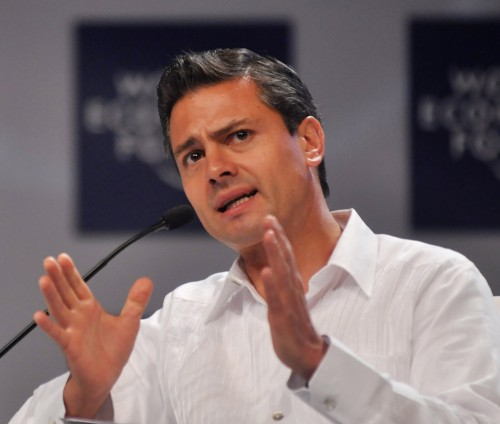 "Mexican President Enrique Peña Nieto has shot back in response to New York Times criticisms of his ""resistance to accountability."" (PHOTO: Wikipedia.org)"