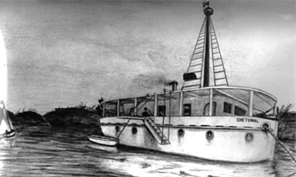 Pontón Chetumal (Secretaria de Marina Mexicana)