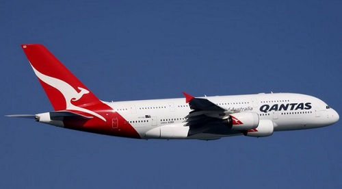 According to a new study Australian carrier Qantas tops the list (Photo: Google)