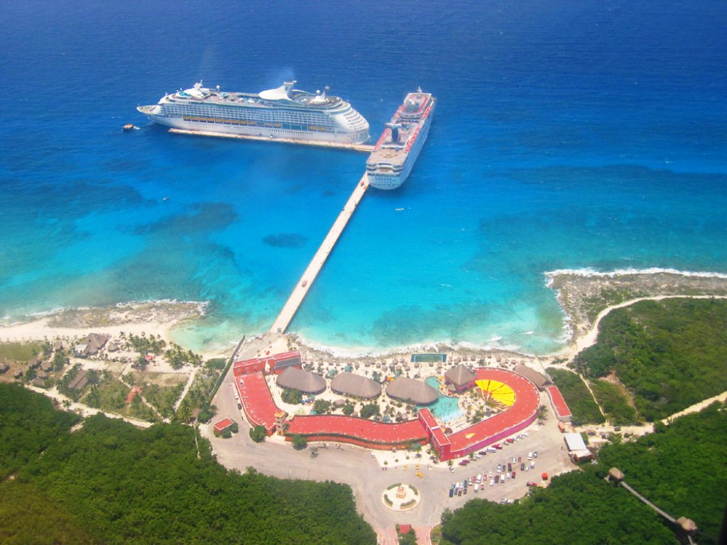 Costa Maya Port (Image: thecostamaya.com)