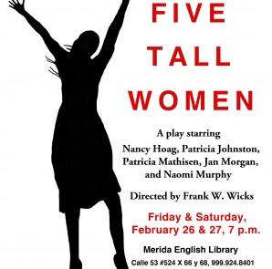 Poster 5 women