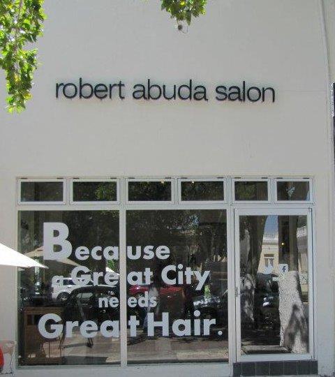 Robert Abuda Salon