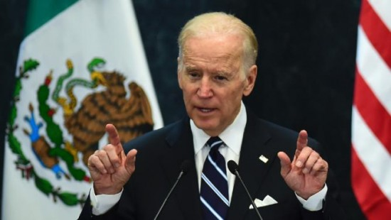 Vice President Joe Biden blasted anti-Mexico rhetoric on his visit to Mexico City Thursday Feb. 25. (PHOTO: cnn.com)