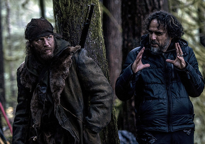 Alejandro González Iñárritu Wins Top DGA Award 2 years ago (Photo: blogs.indiewire.com)