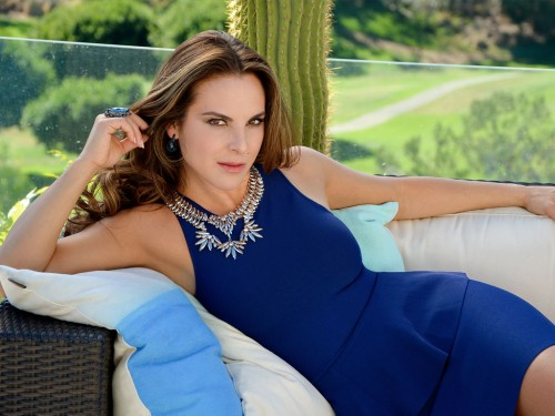 Actress Kate del Castillo is seeking an injunction against the Mexican government.()PHOTO: vanguardia.com