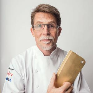 Chef Rick Bayless is among the TV personalities finding their way to Yucatan recently. (PHOTO: cookinglight.com)