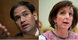 Florida Sen. Marco Rubio is blocking appointment of Roberta Jacobson as ambassador to Mexico. (PHOTO: dallasnews.com)