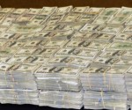 Seized U.S. currecy reflect money laundering problem in Mexico. (PHOTO: news.vice.com)