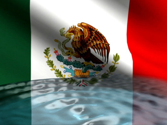 water_mexican_flag