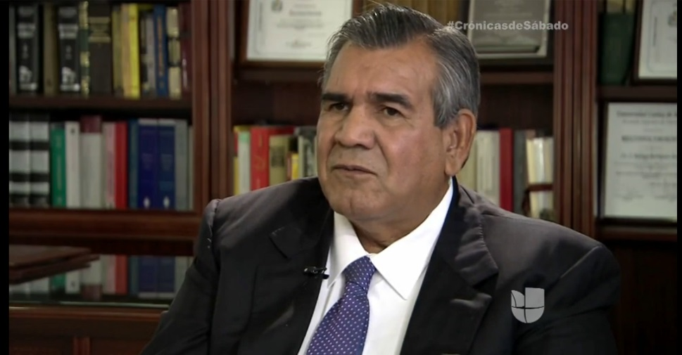 Jose Refugio Rodríguez El Chapo's lawyer (Photo: eldiariony.com)