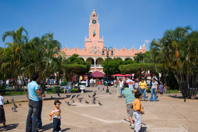 Plaza Grande Merida (Photo: standard.co.uk)