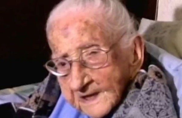 Ambrosia Acosta Terán is one of 52 supercentenarians in the world (Photo: mexiconewsdaily.com)