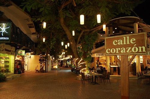 Calle Corazón (Google)