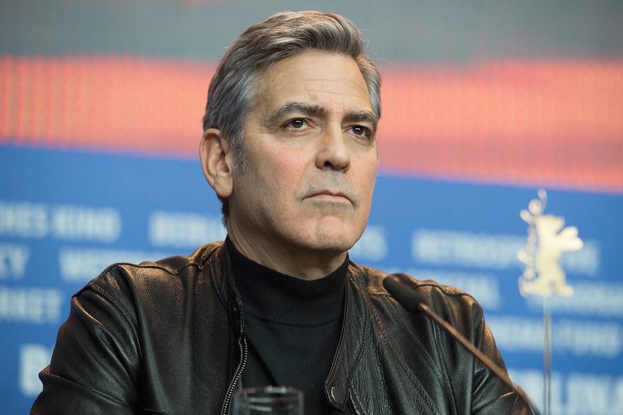 George Clooney (Photo: By Matthias Nareyek/WireImage for Vanity Fair)