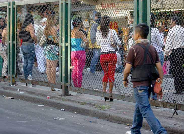 La Merced, Mexico City (Photo: chilango.com)