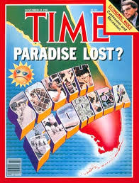 This cover story on Miami appeared in Time Magazine on Nov. 21, 1981.