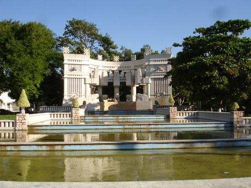 Parque las Americas (Photp: album.enfemenino.com)