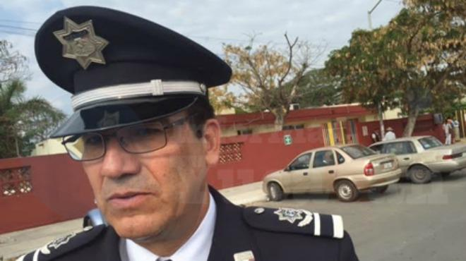 Roberto Rodriguez, Federal Police Commander in Yucatan. (PHOTO: unionyucatan.mx)
